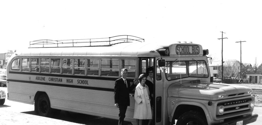 History - School Bus