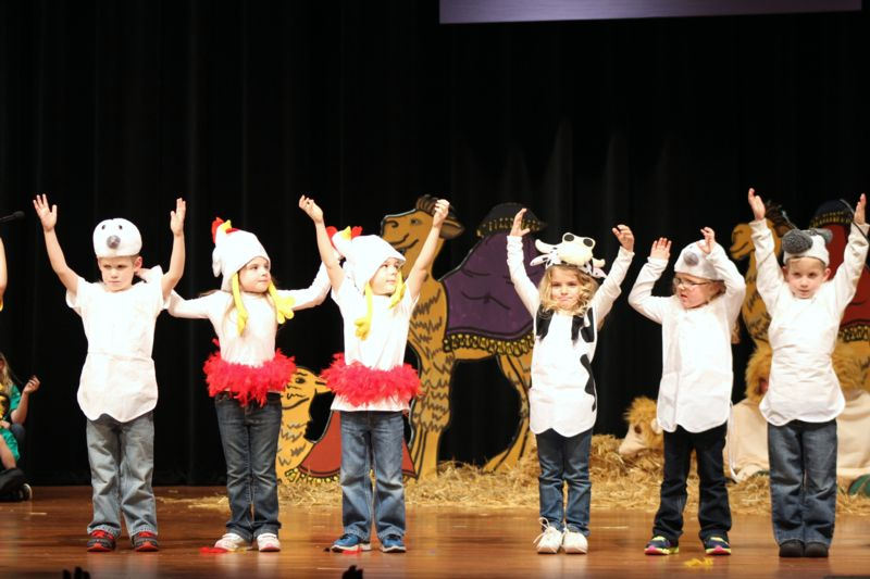 Elementary music performance